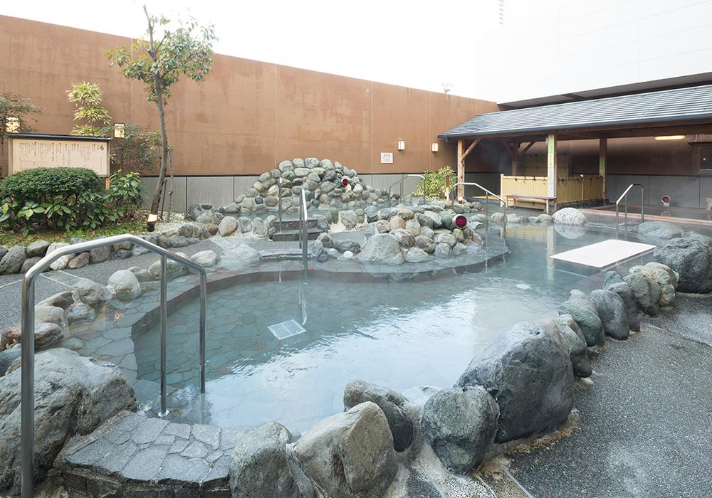 天然温泉コロナの湯 小田原店