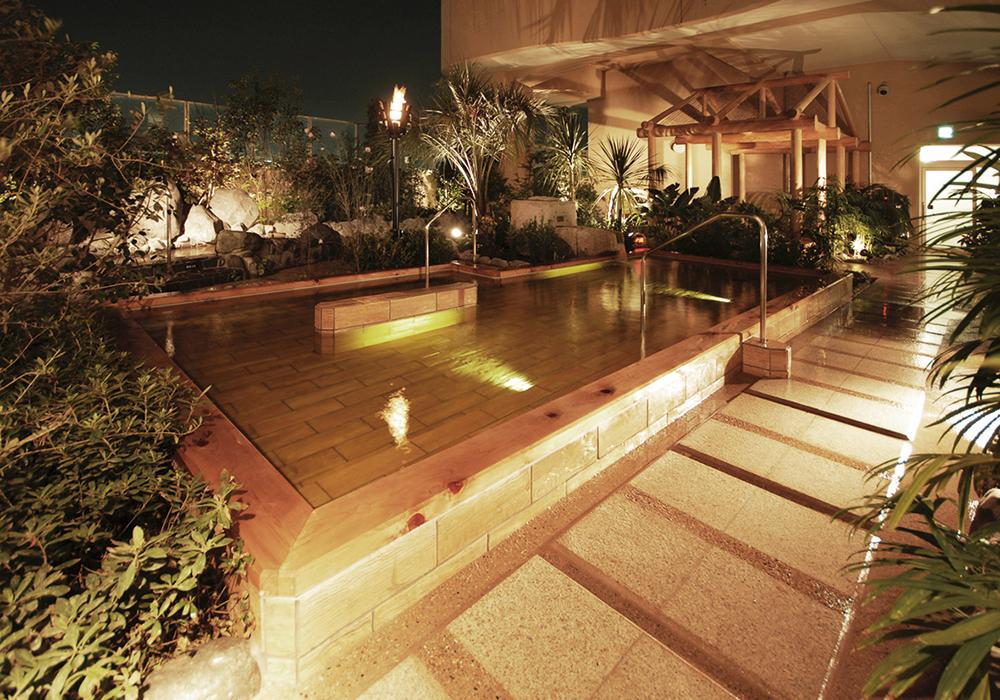 SPA&HOTEL 舞浜ユーラシア